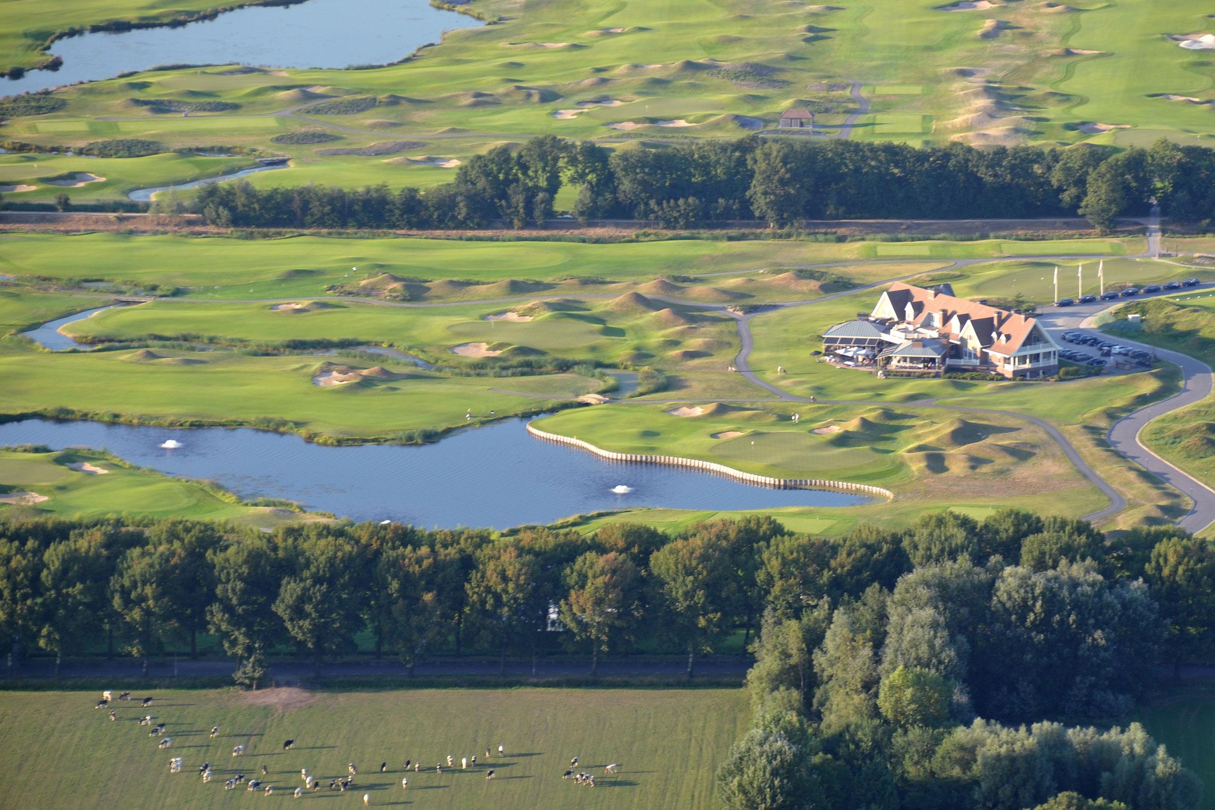 Golf In Holland