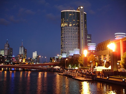 Stay At Crown Melbourne