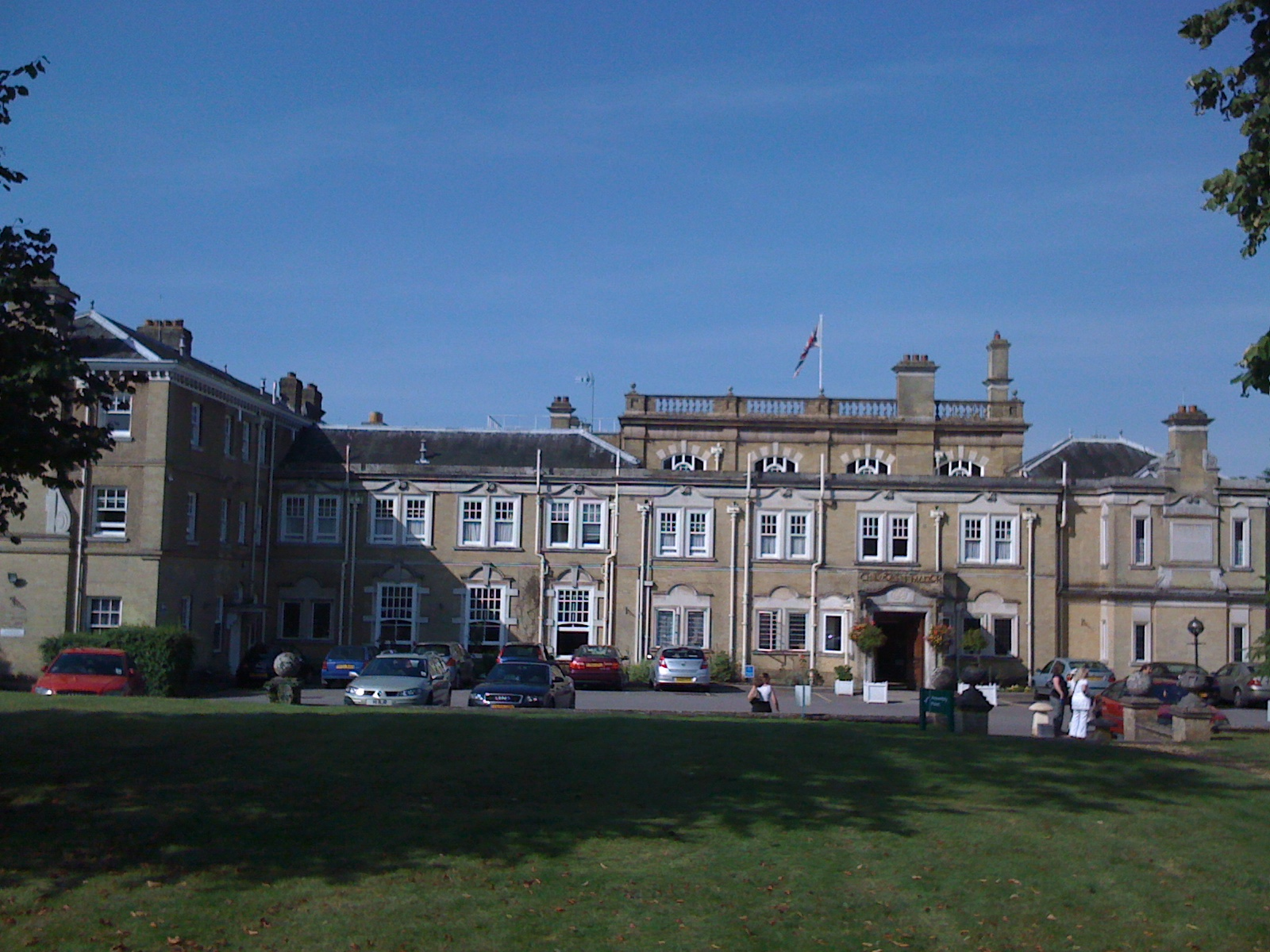 Chilworth Manor Hotel Spa